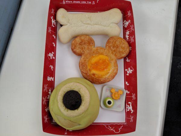 スウィートハート・カフェのパン写真