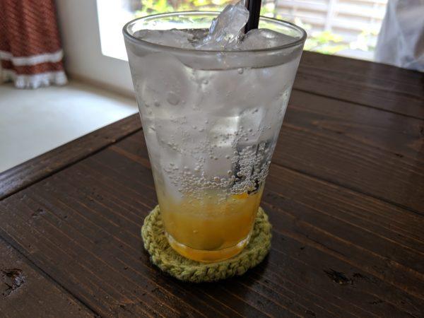 ソーダ柚子ジンジャーの写真